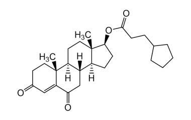 Product Name : 6-Ketotestosterone Cypionate Pharmaffiliates