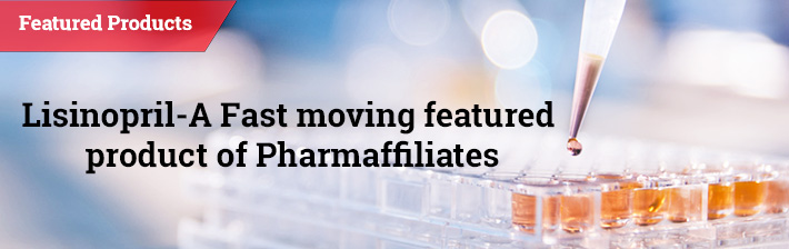 Lisinopril Featured Product Of Pharmaffiliates