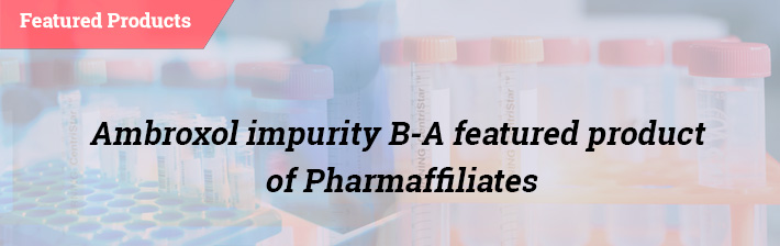 Ambroxol impurity B- A featured product of Pharmaffiliates