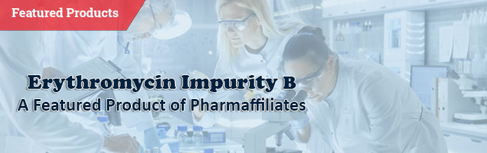 Erythromycin Impurity B- A featured product of Pharmaffiliates