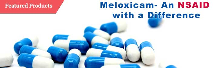 Meloxicam- An NSAID With A Difference