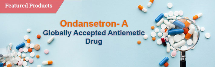 Ondansetron- A globally accepted Antiemetic drug
