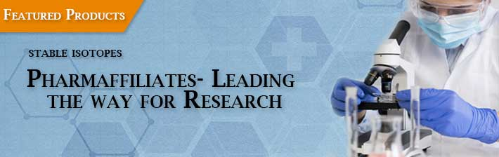 Pharmaffiliates - Leading the way for Research