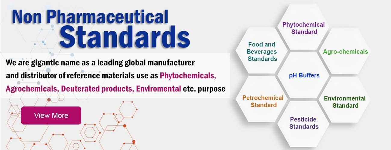 Non Pharmaceutical Standards